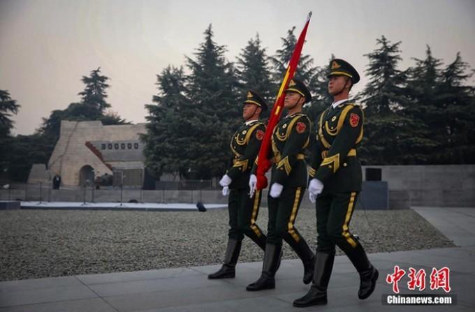 중국 난징대학살-2018년 12월 13일, 난징대학살 81주년-희생자 국가추모일.jpg