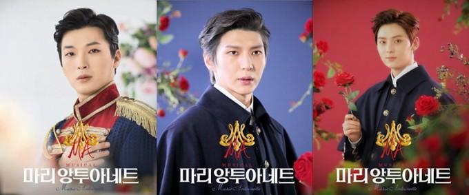 뮤지컬 '마리 앙투아네트', 페르젠 박강현, 정택운, 황민현의 3인 3색 모션 포스터 공개!.jpg