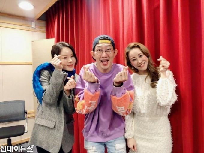 뮤지컬 '마리 퀴리' 김소향-리사 '김창열의 올드스쿨' 출연! 폭발적 라이브에 스튜디오 '후끈'.jpg