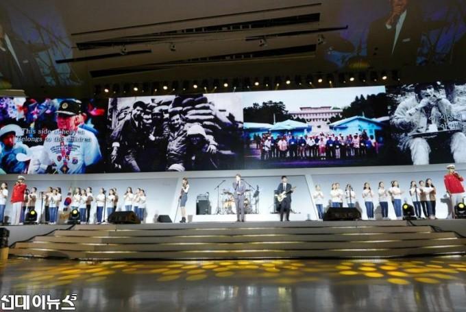 [첨부사진2] 밴드 몽니, 유엔군 참전의 날' 기념식 … 피날레 장식.jpg