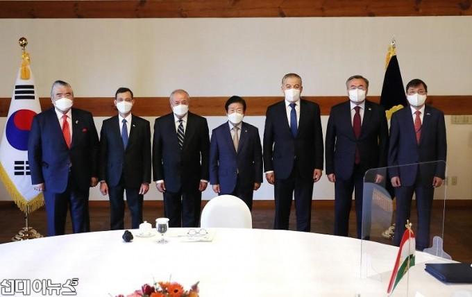 박병석 국회의장, 중앙아시아 외교장관 예방 받아  022222.jpg