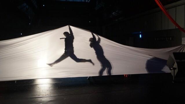 안산국제거리극축제 10월 5일 실내공연 개막