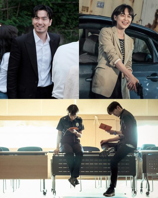 '보이스2' 이진욱-이하나 직접 밝힌 드라마 이야기
