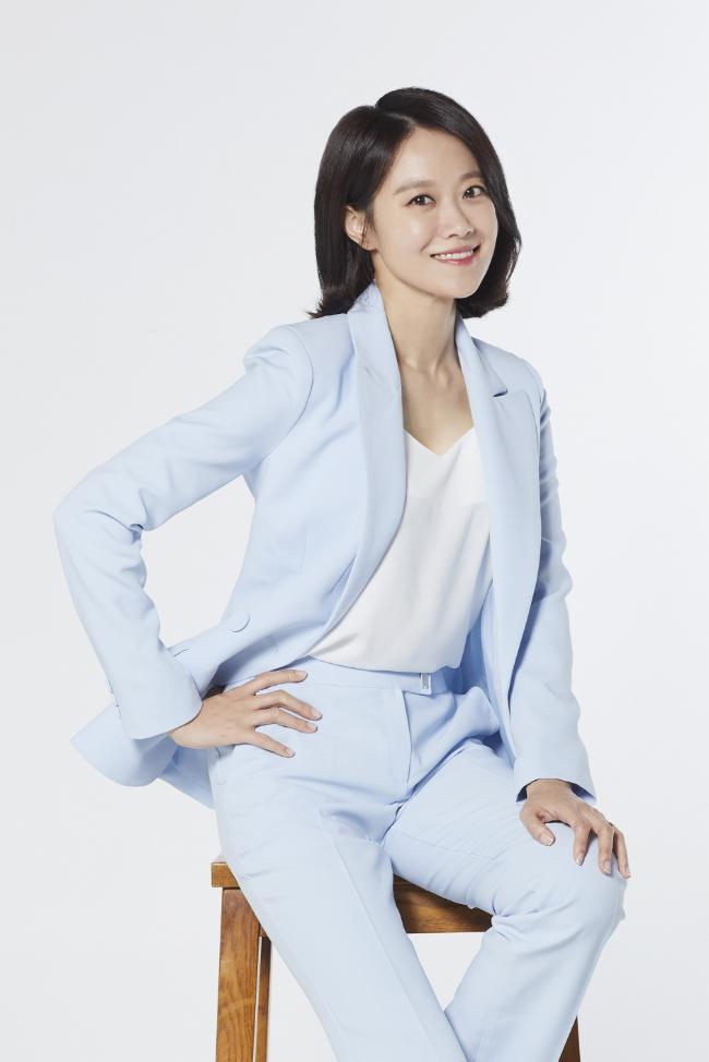 문지애, 세타필 광고 모델 발탁