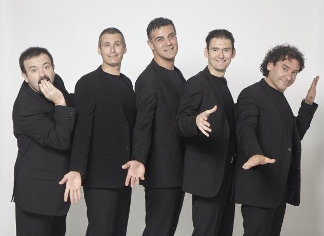 스페인 아카펠라 그룹 비보컬, 6월 내한공연