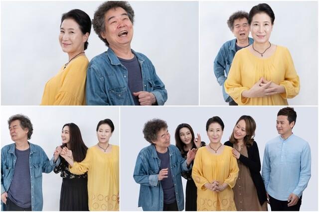 '펜트하웃' 정아미 연극 '부조리 부부' 10월 21일부터 31일까지 대학로 공간 아울 공연