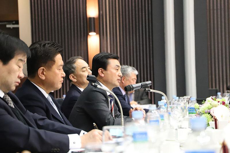 안규백 국방위원장, 방위산업 발전을 위한 제4차 민관 소통 간담회 개최