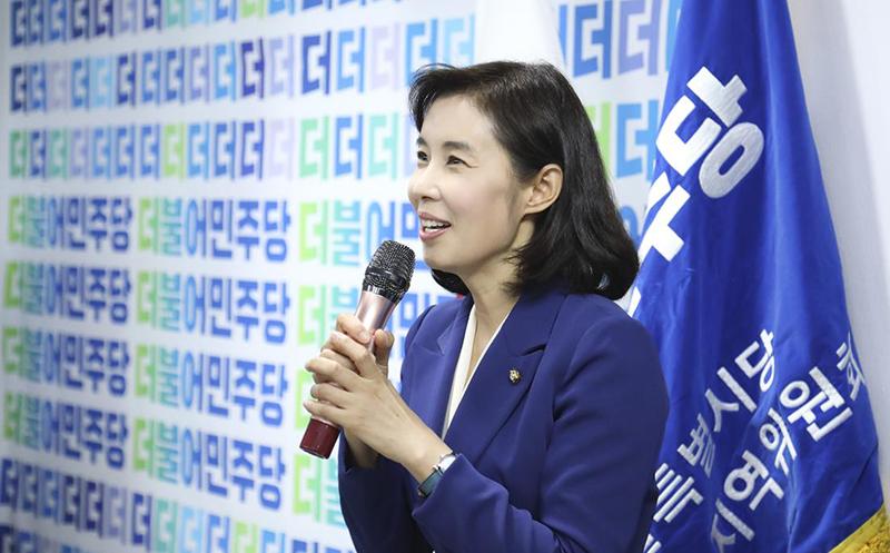 """박경미 의원, 서초사무소 개소식 성황리에 마쳐...""""서초를 부탁해"""""""