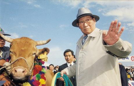 [청로 이용웅 칼럼] 2021년 辛丑年에 써보는 소 이야기와 소에 대한 斷想
