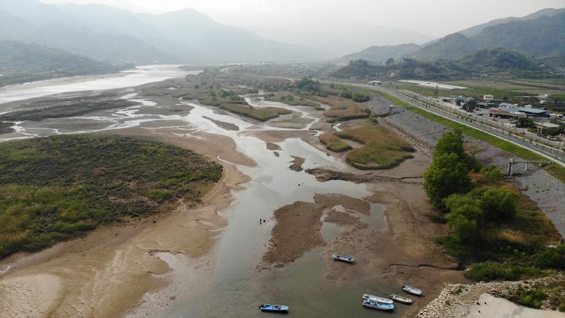 바다화 심각한 섬진강 살리기 행정력 집중