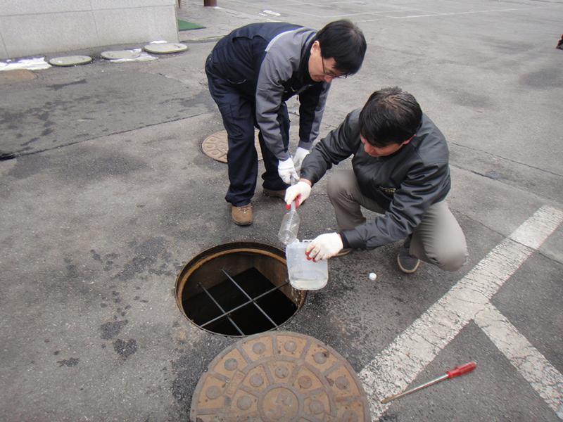 팔당호 녹조발생 막아라 … 소형 개인오수처리시설 1,200개 점검