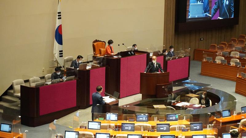 """이용우 의원, """"거대담론에서 벗어나 국민이 체감하는 정책 집행해야"""""""