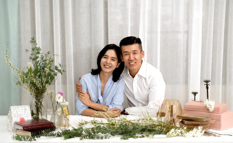 션•정혜영, 한국컴패션과 함께하는 자선바자회 개최