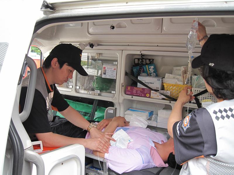 경기도, 9월말까지 폭염대책 중점 추진 … 무더위 쉼터 6,917개 운영