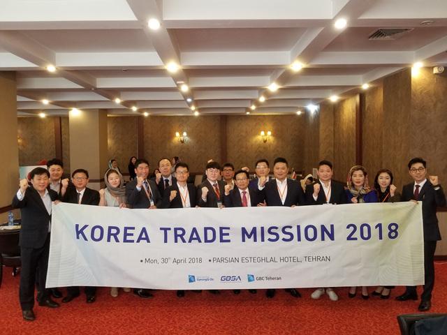 중동 사로잡은 경기도 통상촉진단, 1,388만 달러 계약추진 성과