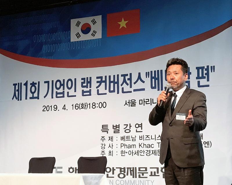"""[기업인 랩 컨버전스] 최초 연예인 '이동식 전망대 무인카페' """"초미의 관심"""""""