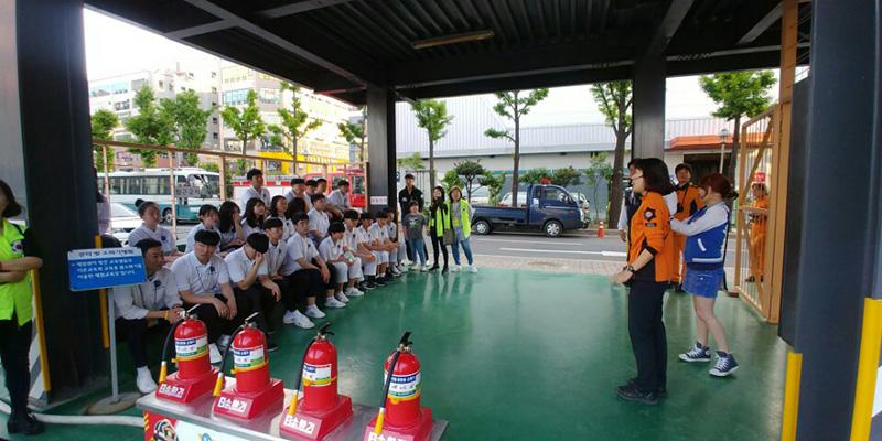 경기도, '역사유적탐방 및 독도수호 한마음대전' 진행