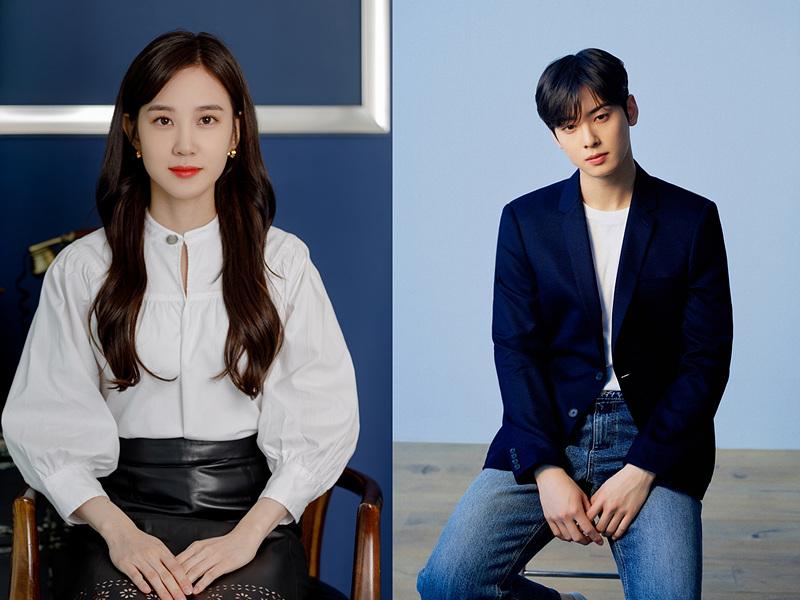 [연예뉴스] '서울드라마어워즈 2021', '박은빈, 차은우', MC 발탁.
