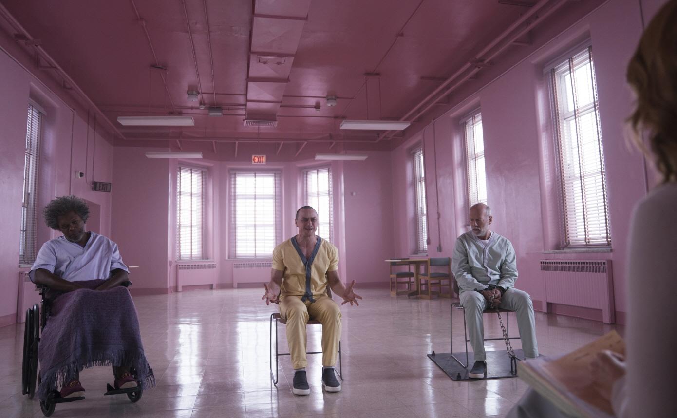 [영화소식] 『글래스』, M.나이트 샤말란의 독창적 히어로물의 종결작.
