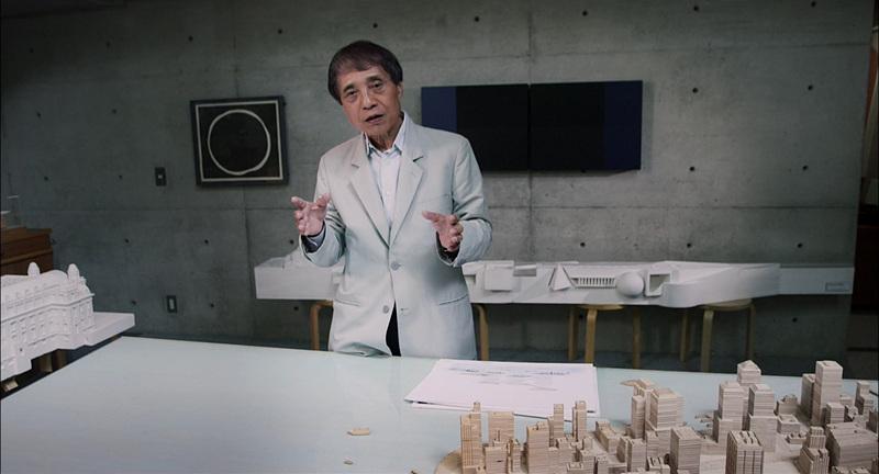 [개봉예정영화] 『안도 타다오』, 현대 모더니즘 건축의 거장에 관한 다큐멘터리.
