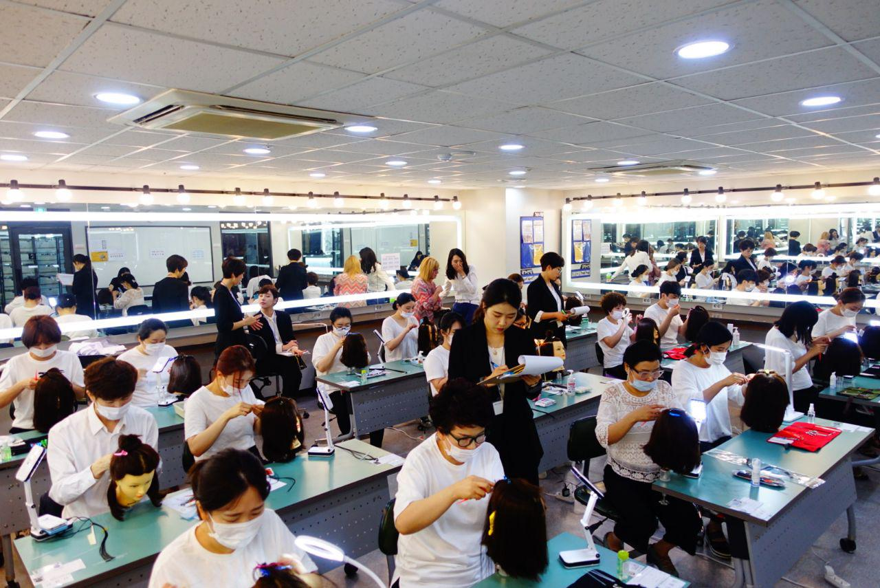 세계최초 국제뷰티 자격시험 'Hair increase' 국내시행