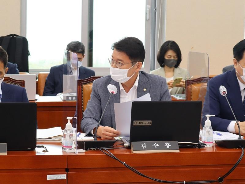 """""""고금리 대출 30·40대 보호 대책 강구해야"""" 김수홍 의원"""