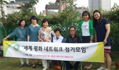 """박옥선 대위, """"전쟁은 없어져야할 구시대의 유물"""""""