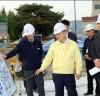박일호 밀양시장, 밀양맑은물관리센터 현장 방문 나서
