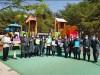 코로나19 확산방지와 조기종식을 위해 방역 자원봉사활동