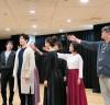 노원문화예술회관 창작..'시인 백석을 기억하다' 개막 D-6 연습 현장...