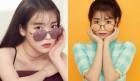 아이유, 과즙미 팡팡 터지는 팔색조 화보 공개