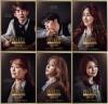 뮤지컬 '루드윅:베토벤 더 피아노' 캐릭터 포스터 공개