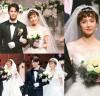 '한 번 다녀왔습니다' 이초희, 결혼식 사진 공개