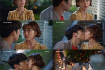 '한 번 다녀왔습니다' 이초희-이상이, 첫 키스신 숨겨진 이야기 공개