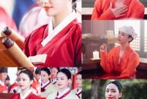 신예 이효빈, '철인왕후' 김정현 후궁으로 첫 등장