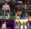 '여명의 눈동자' 테이-최우리-마이클 리, MBC 연기대상 축하 무대