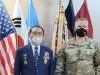 김진호 향군회장, 한미연합사령관 안보 논의