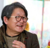 [인터뷰] 달항아리 속 명화를 담다, 김중식 청평아트인갤러리 방문기