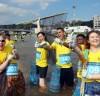 여름밤 식히는 봉화은어축제, 28일 성황리에 개막