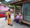 광양소방서 금호119안전센터, 비상소화장치함 사용법 교육 실시