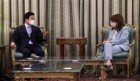 """박병석 국회의장, """"한-그리스, 에너지·인프라·스마트시티 협력하자"""""""