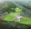 야구와 축구, 캠핑을 한 곳에서 즐긴다