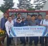[포토]강릉경찰서,  외국인 대상 범죄예방 캠페인 펼쳐