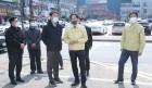 이재준 고양시장, 허유재병원 의료 현장 점검