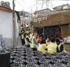 신천지 자원봉사단 서울동부지부, 추위 녹이는 '사랑의 연탄' 선물