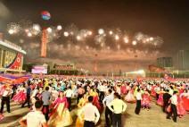 [청로 이용웅 칼럼] 21년 9월 북한달력-세계 최대 철야 '노마스크 댄스 파티'