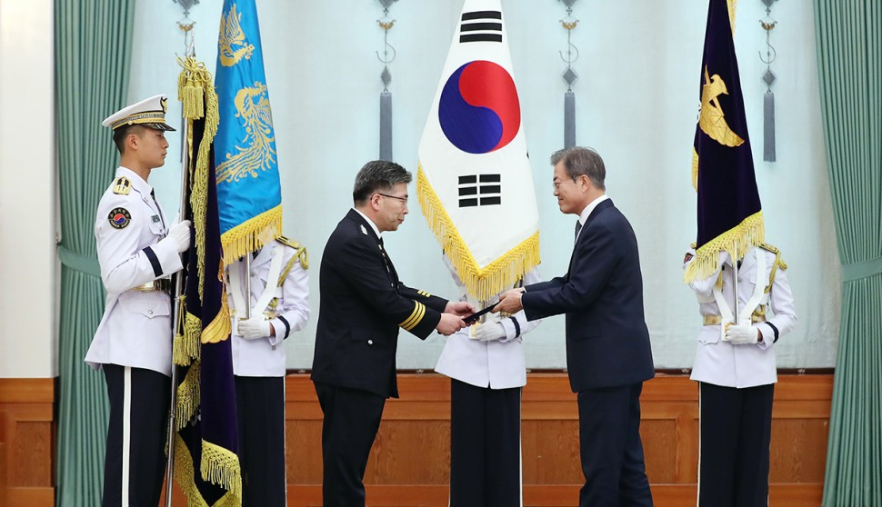 신임 민갑룡 경찰청장 임명...
