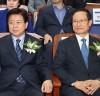 '민주 새 원내대표' 노동운동가 출신 홍영표 의원