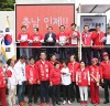 자유한국당,'이긴다! 충남 가즈아!' 총력 유세