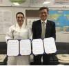 한글세계운동연합, '한글보급'을 위한  동경한국학교와 상호우호협약(MOU) 체결